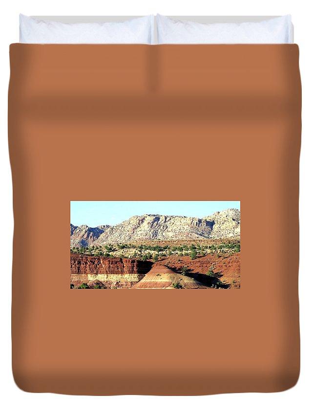 Arizona Duvet Cover featuring the photograph Arizona 18 by Will Borden