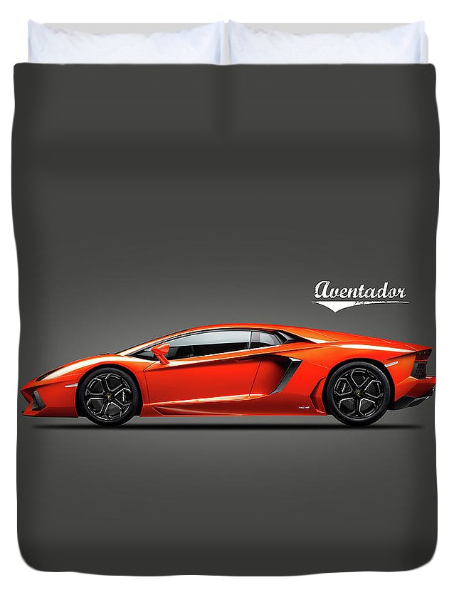 Lamborghini Duvet Covers