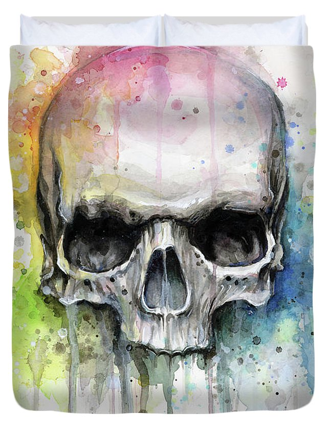 Bone Duvet Covers