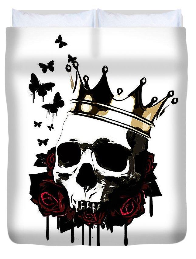 Death Duvet Covers