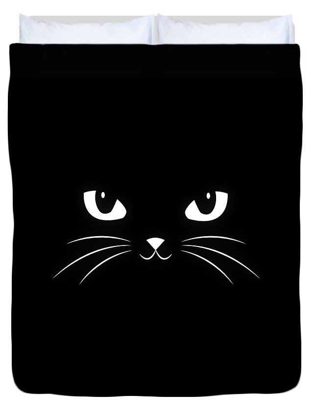 Black Cat Duvet Covers