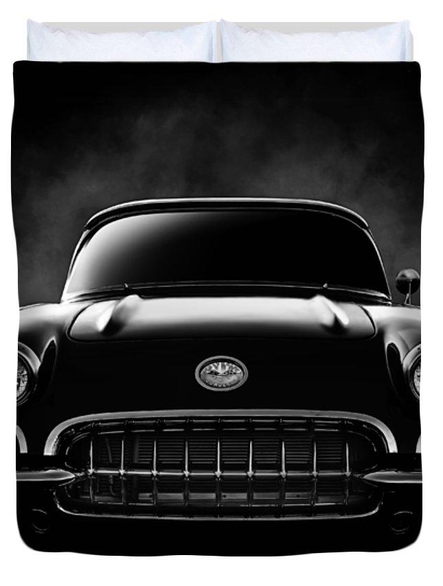 Chevy Corvette Duvet Covers