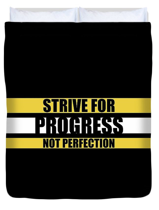 This Is Progress No Longer Printing On >> Strive For Progress Not Perfection Gym Motivational Quotes Poster