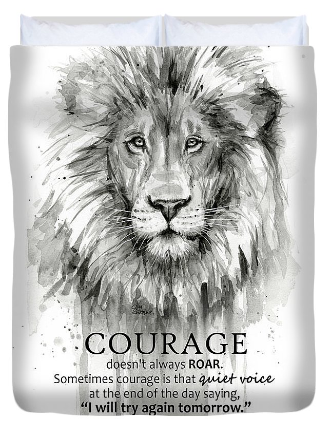Art Lions Duvet Covers