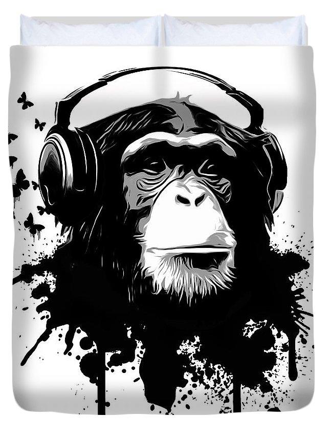 Headphones Duvet Covers