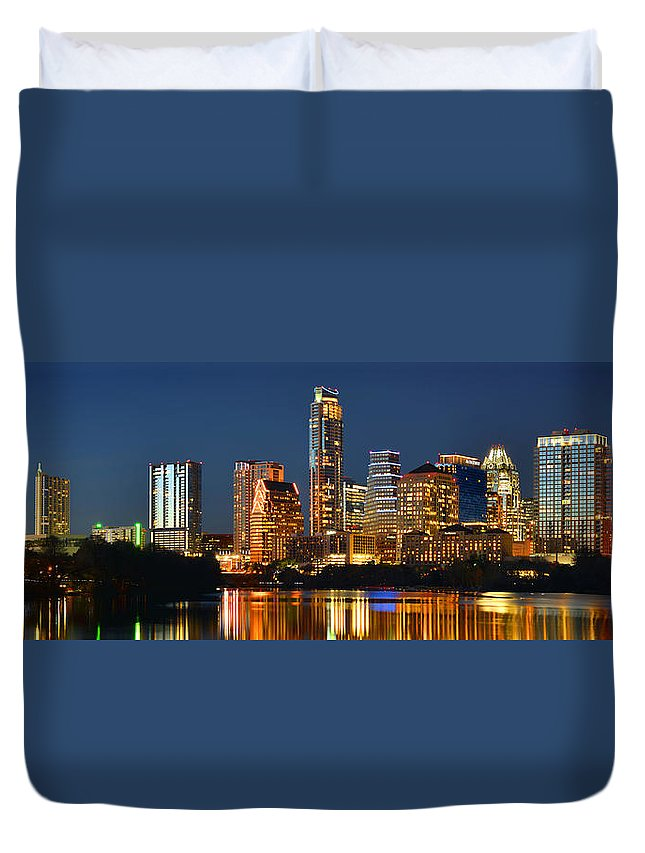 Austin Skyline Duvet Covers