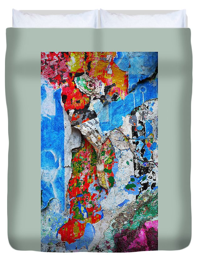 Skip Hunt Duvet Cover featuring the photograph Beautiful Loser by Skip Hunt