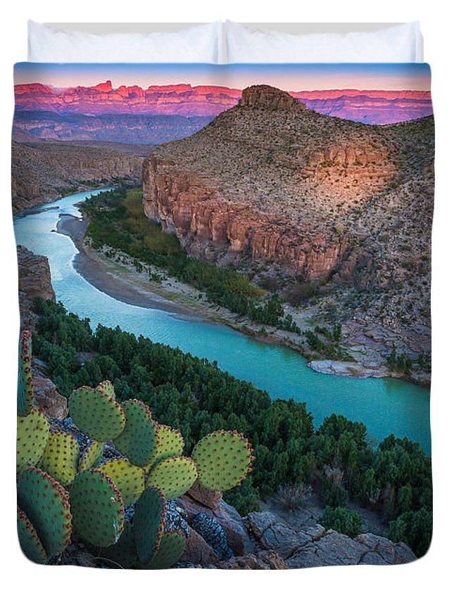 Rio Grande River Duvet Covers