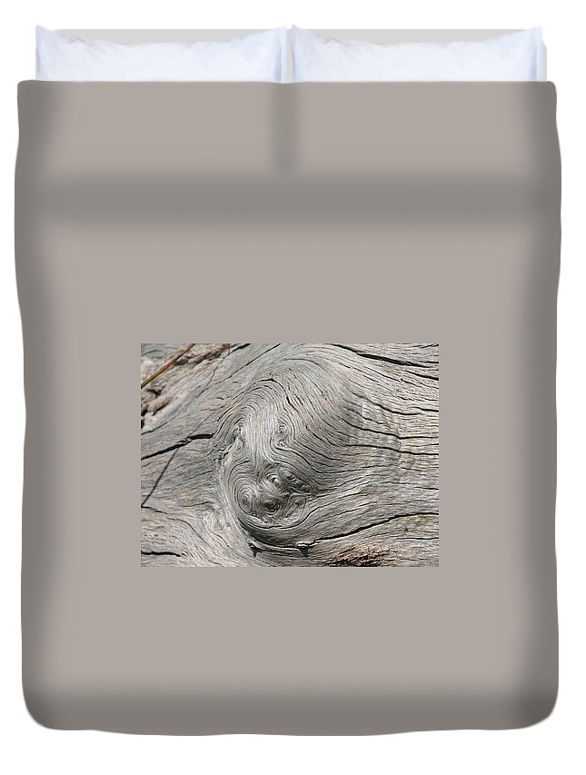 Tree Duvet Cover featuring the photograph Big Tree 6 by Kelly Mezzapelle