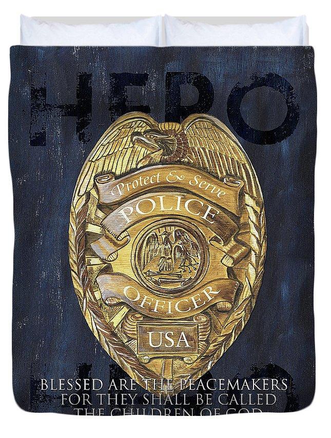 Law Enforcement Duvet Covers