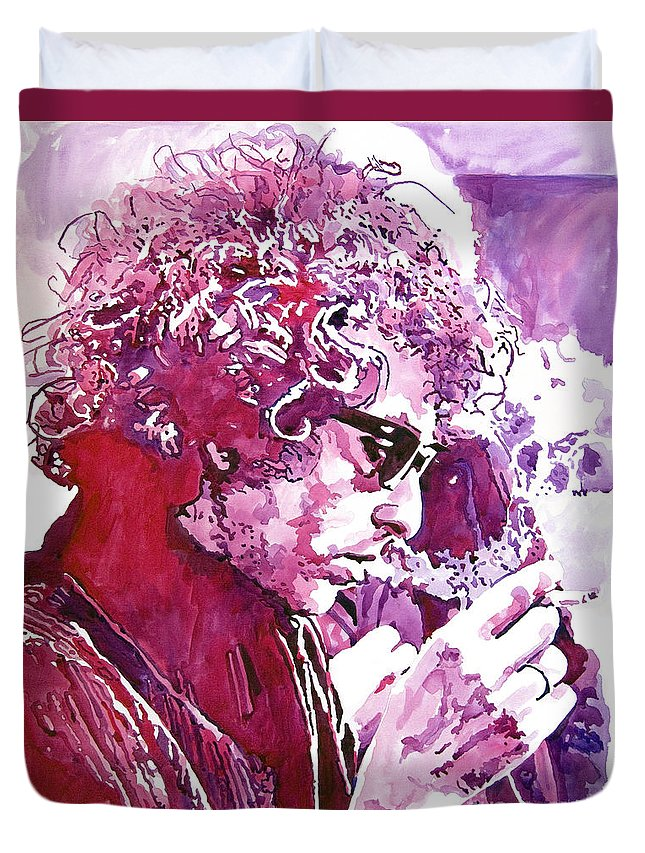 Bob Dylan Rock Music Duvet Covers
