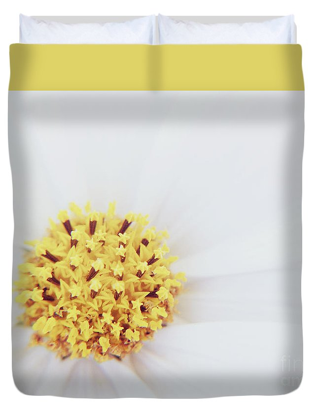Flower Duvet Cover featuring the photograph Bouquet Of Stars by Jackie Farnsworth