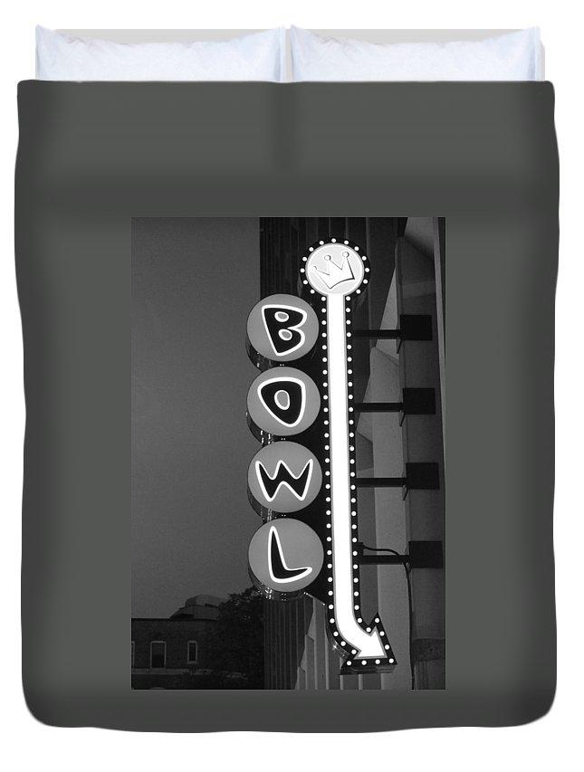 Bowling Duvet Covers