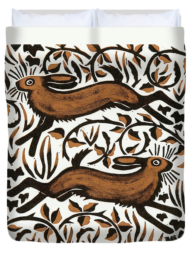Woodland Animals Duvet Covers