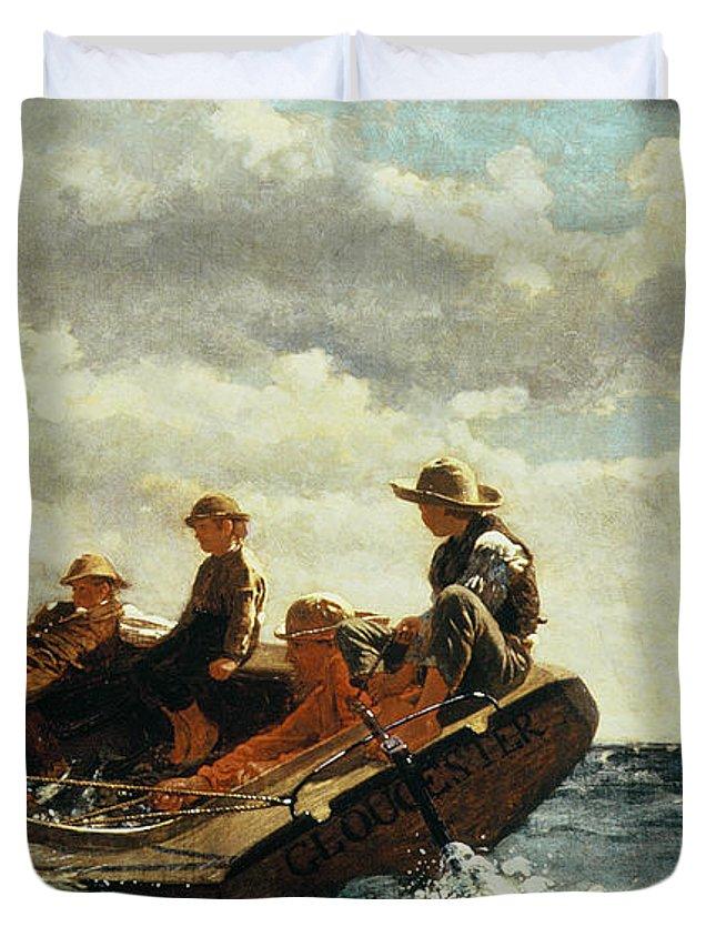 Winslow Homer Duvet Covers