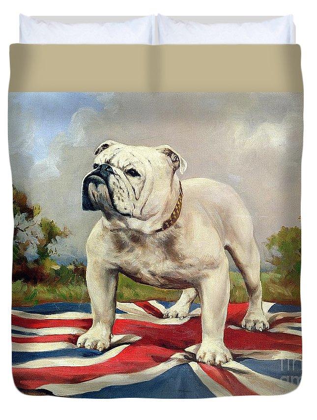English Bulldog Duvet Covers