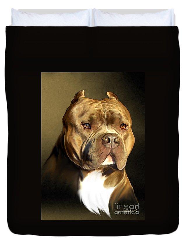 Pitbull Duvet Covers