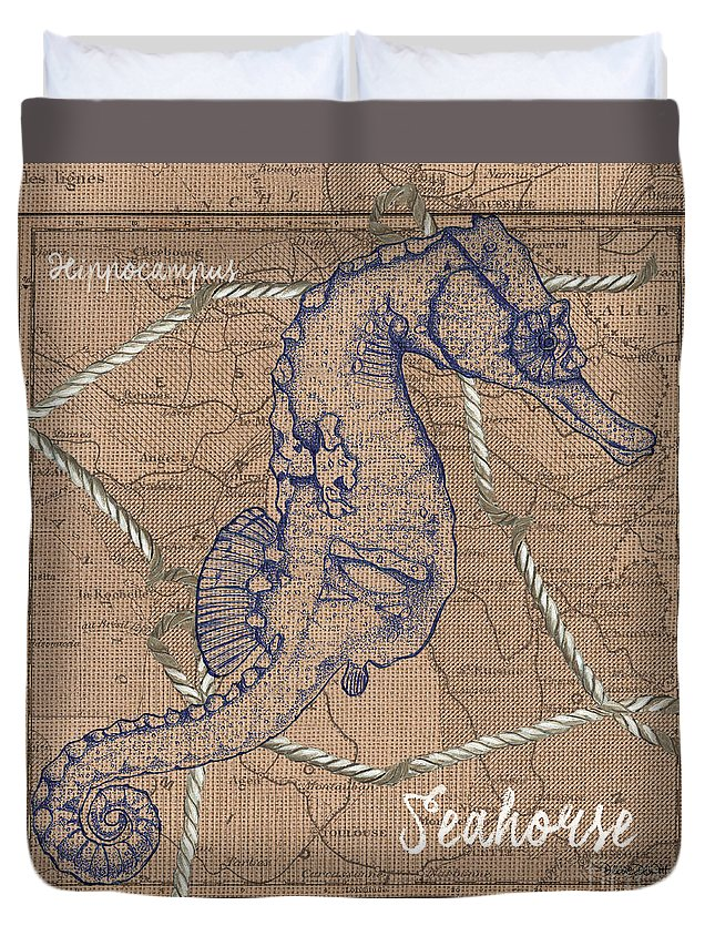 Seahorse Duvet Covers