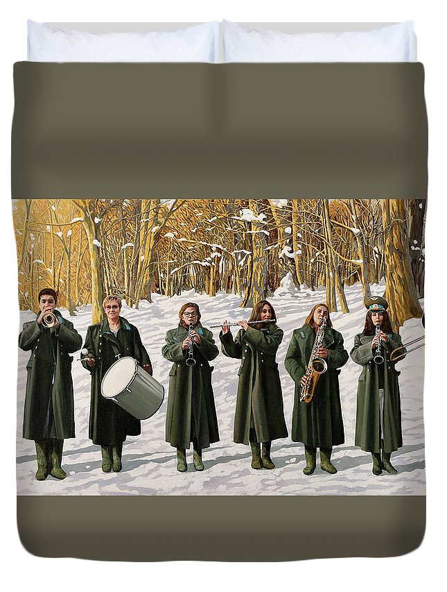 Coat Duvet Covers