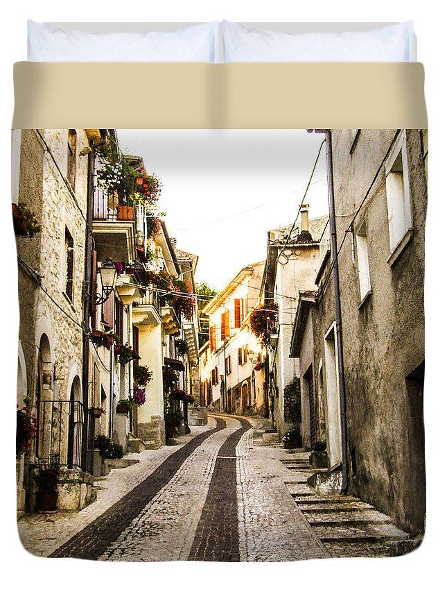 House Photographs Duvet Covers