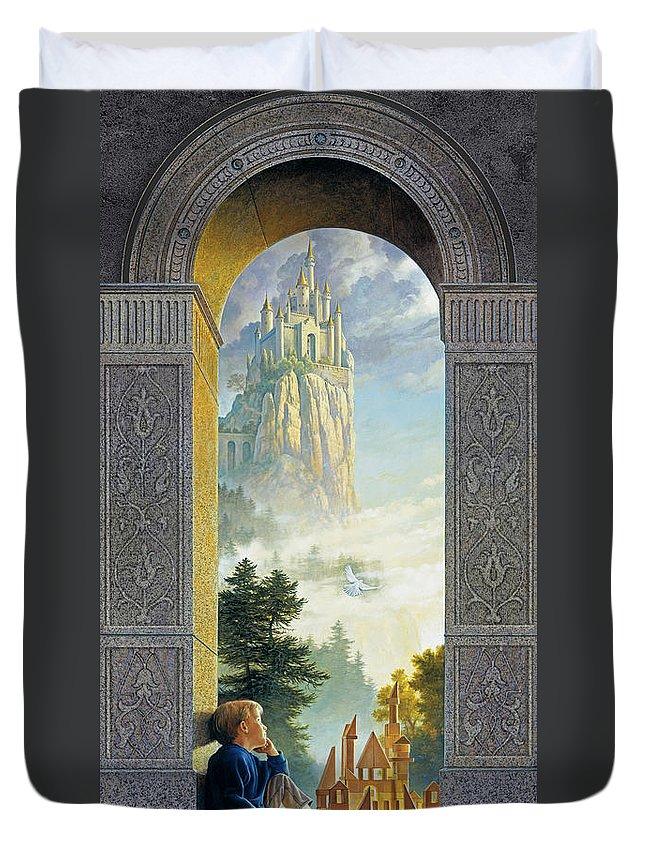 Castle Duvet Covers