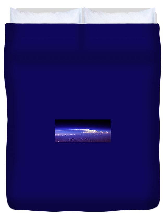 Aviation Art Duvet Cover featuring the photograph Cb1.655 by Strato ThreeSIXTYFive