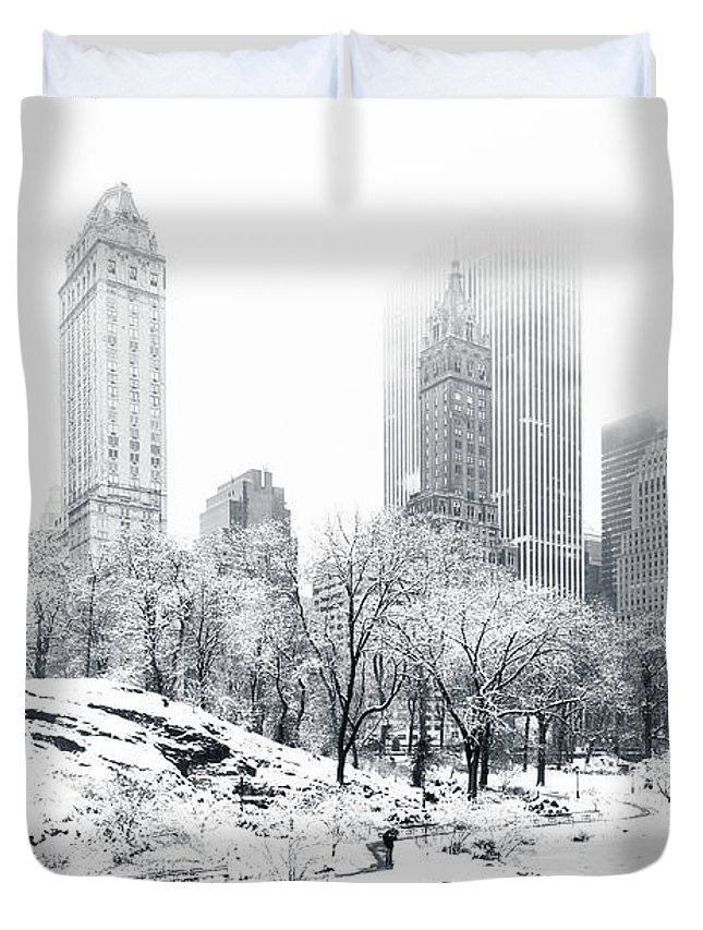 Winter Scenery Duvet Covers