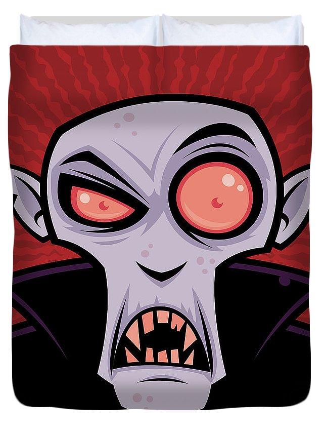Spooky Duvet Covers