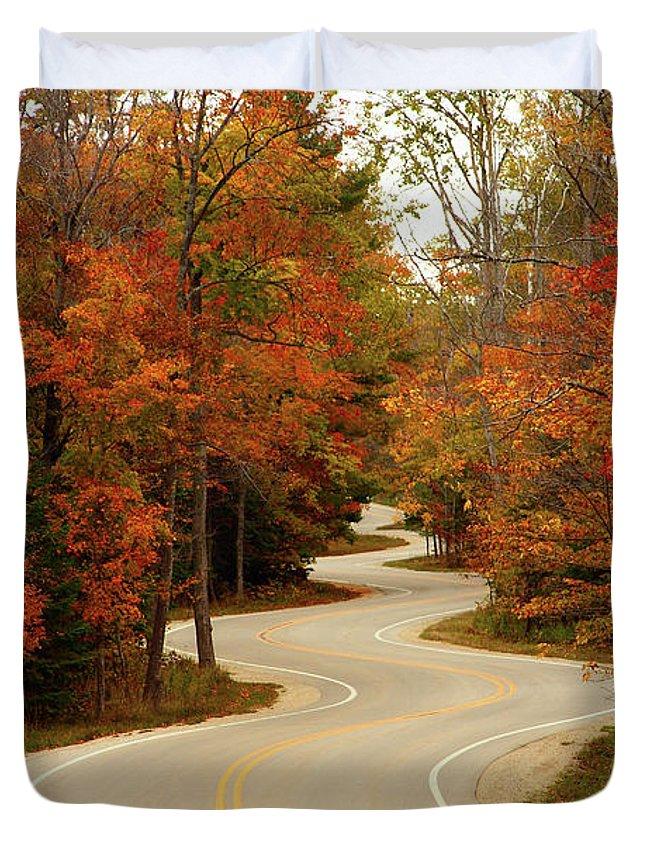 Rural Landscape Duvet Covers