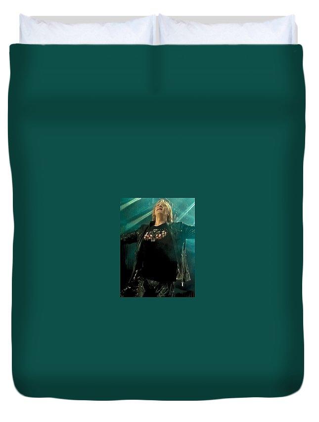 Def Leppard Duvet Covers