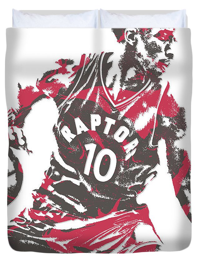 Toronto Raptors Duvet Covers  376775c32