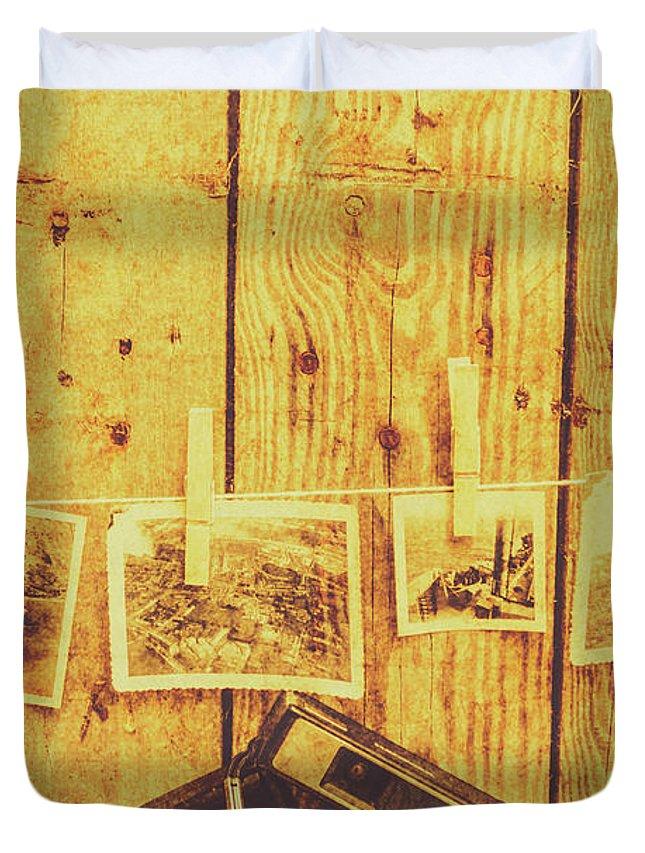 Developed Duvet Covers