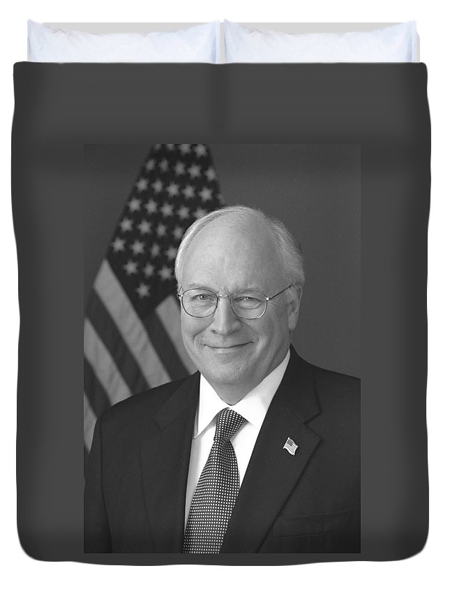 Dick Cheney Duvet Covers