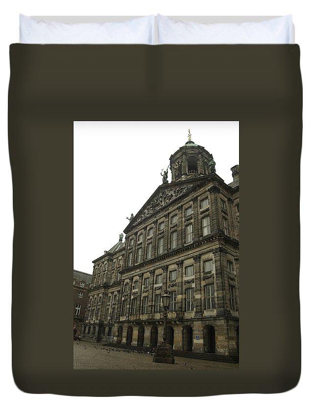 Landscape Duvet Cover featuring the photograph Dnrh1107 by Henry Butz