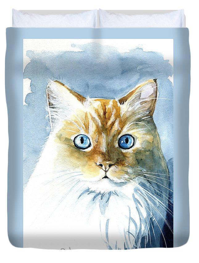 Himalayan Cat Duvet Covers