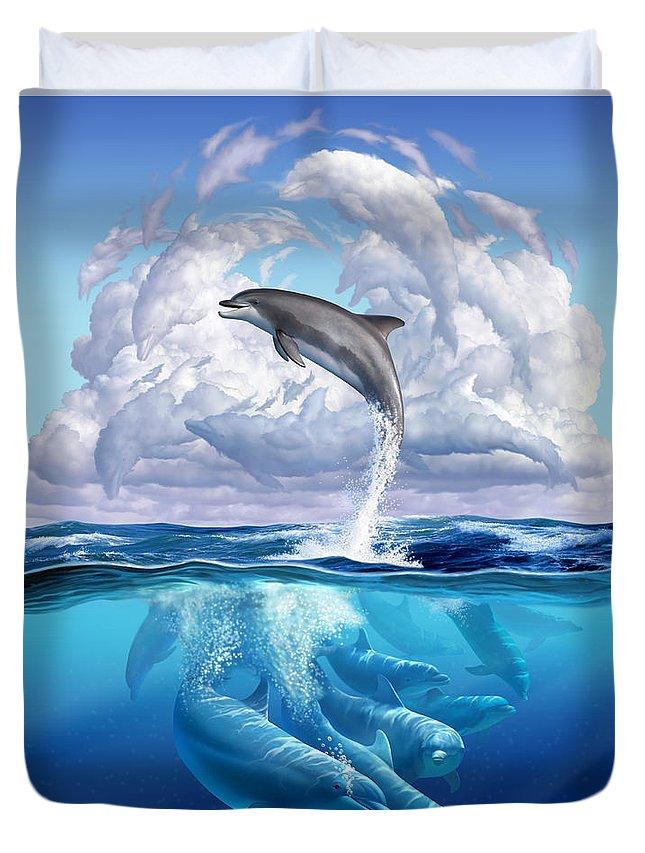 Dolphin Duvet Covers