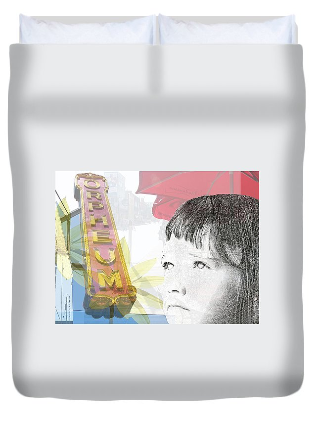 Memphis Duvet Cover featuring the photograph Dreams Of Memphis by Amanda Barcon
