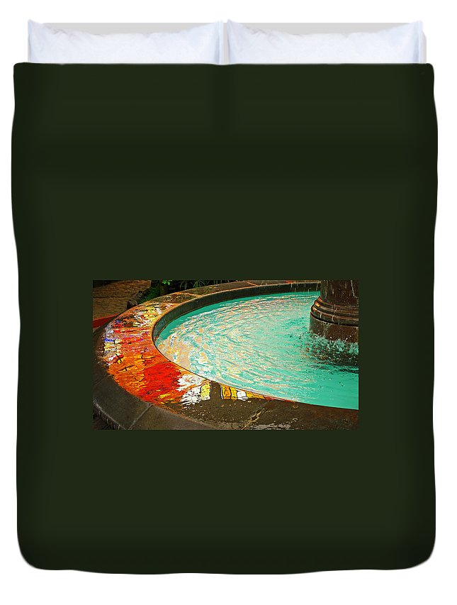 Skip Hunt Duvet Cover featuring the photograph Dreamtime by Skip Hunt