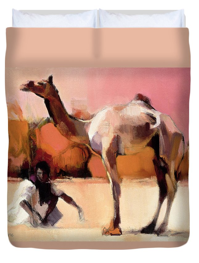 Camel Duvet Covers
