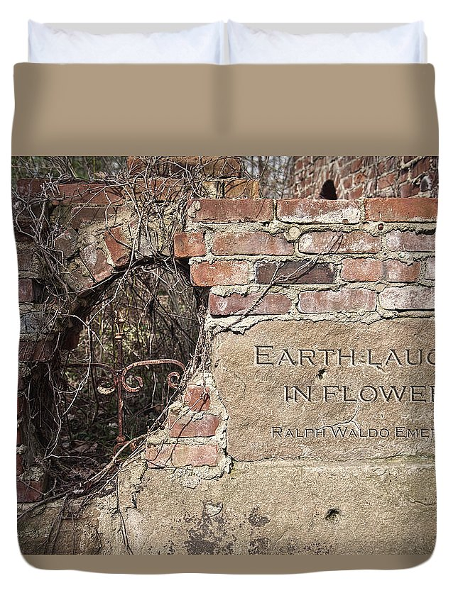 Garden Wall Duvet Covers