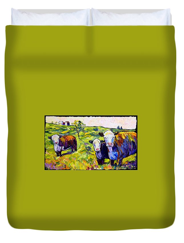 Carrie Jacobson Duvet Covers