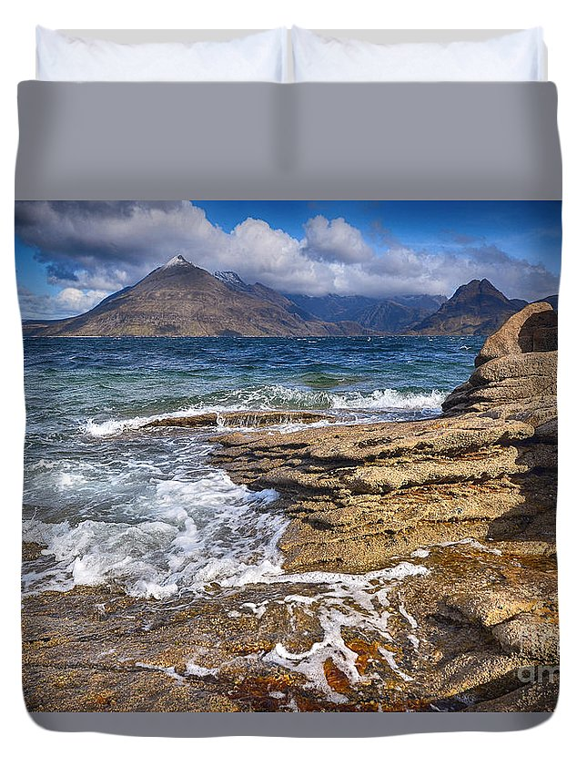 Loch Duvet Covers