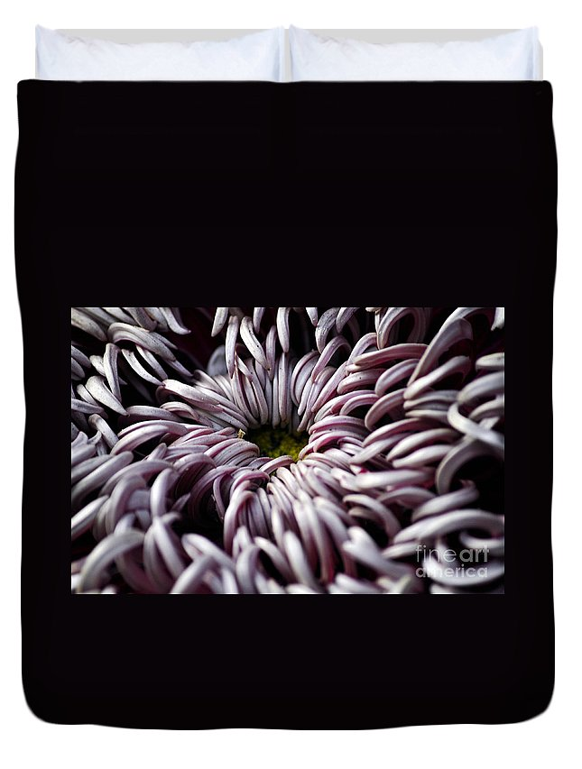 Clay Duvet Cover featuring the photograph Feed Me by Clayton Bruster