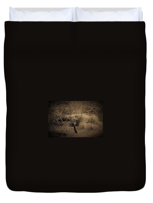 North Carolina Duvet Cover featuring the photograph Back To Earth by Vice Photo