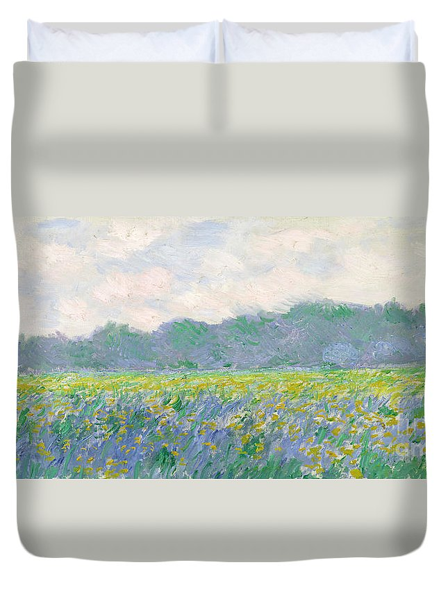 Irises Duvet Covers