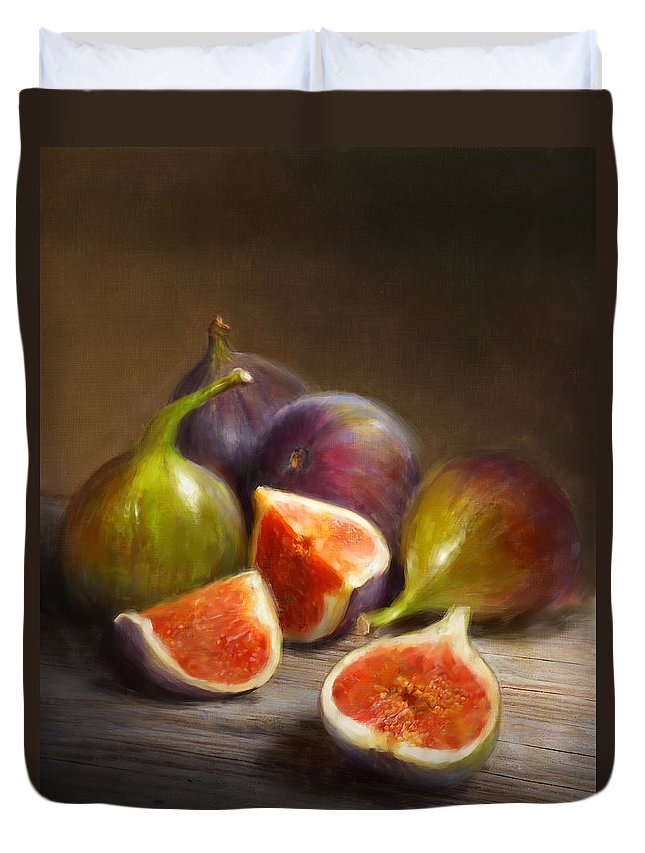 Still Life Duvet Covers