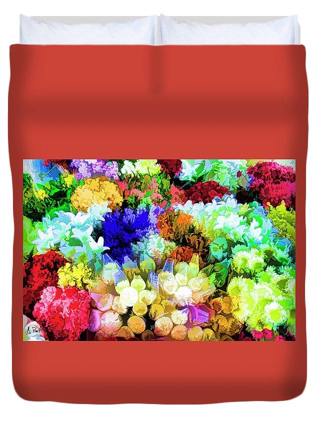 Southamerica Duvet Cover featuring the photograph Floresta by Alexis Puertas