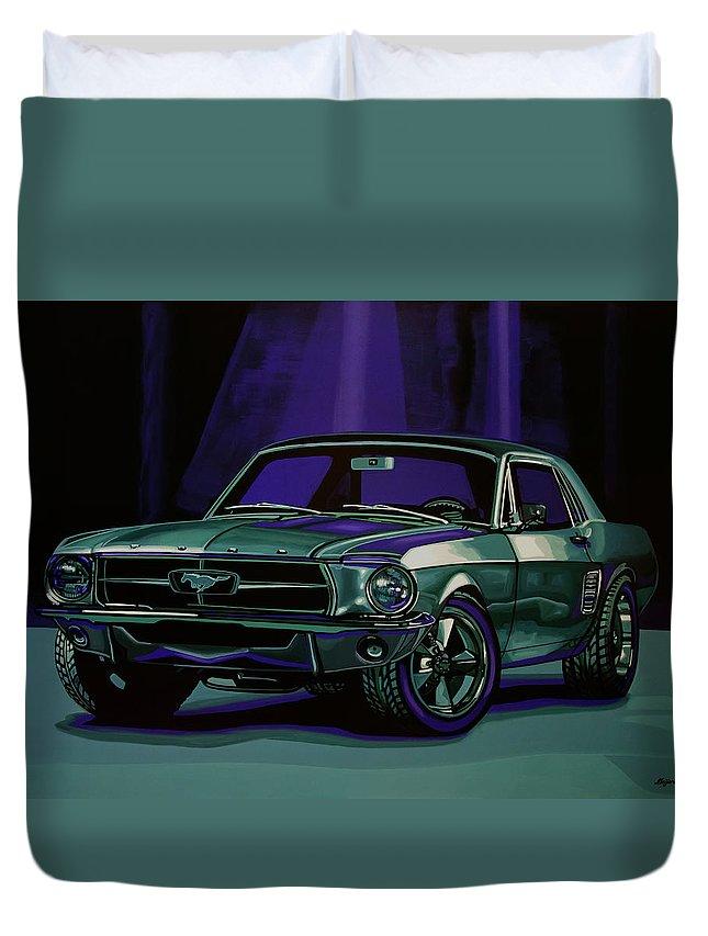 Automobile Duvet Covers