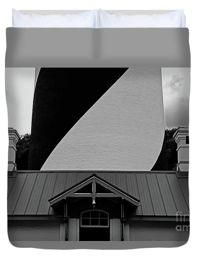 North Florida Duvet Cover featuring the photograph Framed by Rick Bravo