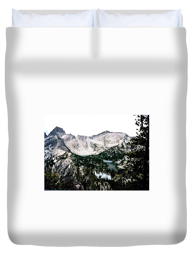 Idaho Duvet Cover featuring the photograph Frank Church 1 Photograph by Kimberly Walker